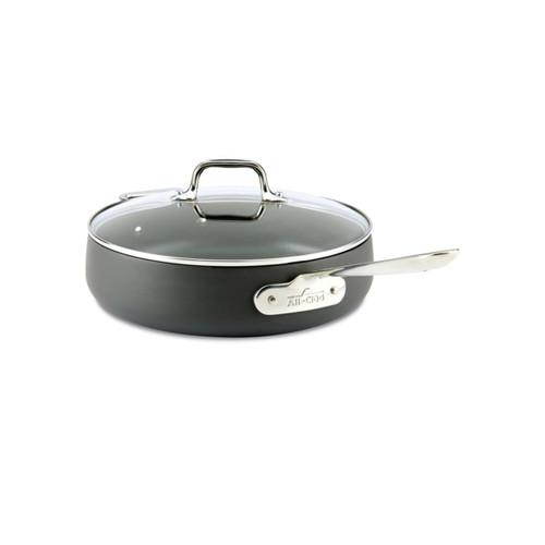 All-Clad HA1 Nonstick 4qt Covered Sauté Pan