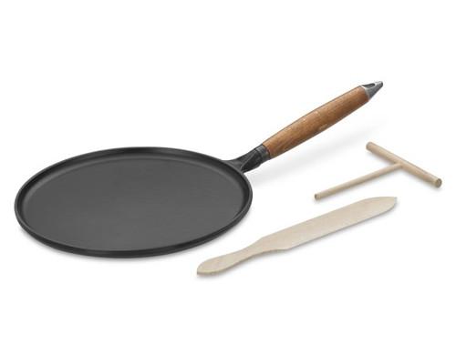 """Staub 11"""" Crepe Pan"""