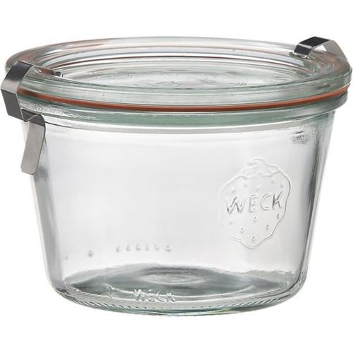 Weck Canning Jar, 1/4L