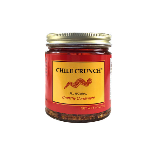 Chile Crunch Sauce