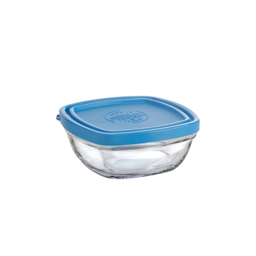 Sq Container, 10oz, 4 3/8""