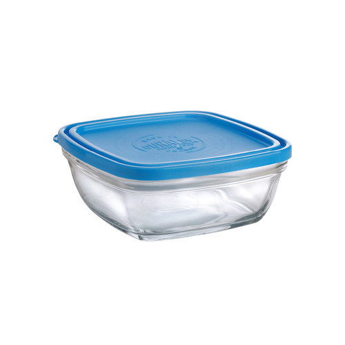CONTAINER, SQ 36oz, 6.75""