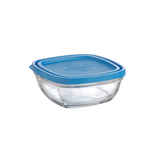 CONTAINER, SQ 20oz, 5.5""