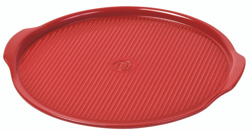 Emile Henry Large Pizza Stone, Burgundy