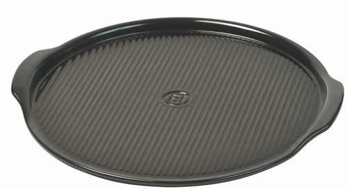 Emile Henry Large Pizza Stone, Charcoal