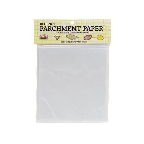 Regency Parchment Sheets (Set of 6)
