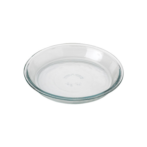"HIC Glass 9"" Pie Dish"