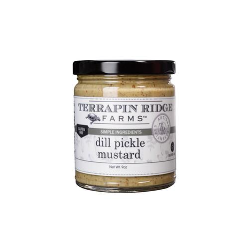 Terrapin Ridge Farms Dill Pickle Mustard