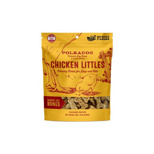 Polkadog Chicken Littles