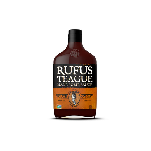 Rufus Teague Touch O'Heat BBQ Sauce