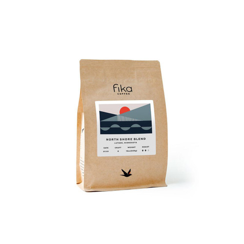 Fika Coffee North Shore Blend