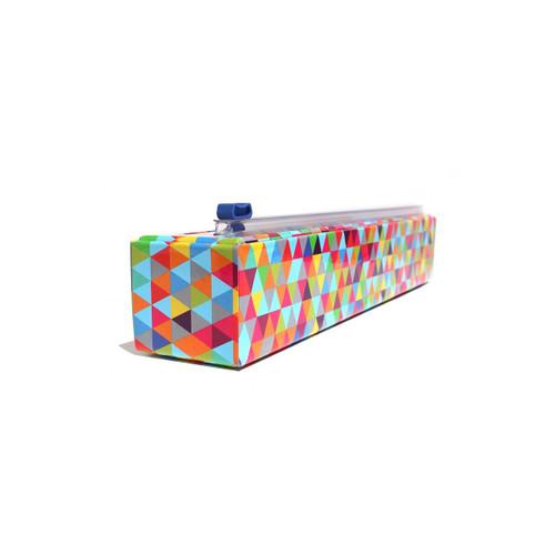 ChicWrap Triangles Plastic Wrap Dispenser