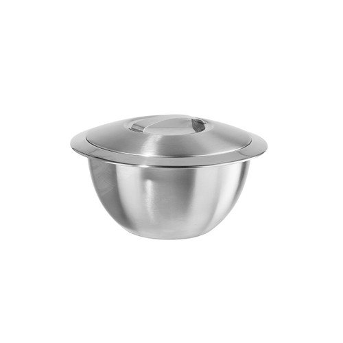 Oggi Stainless Steel Thermal Bowl