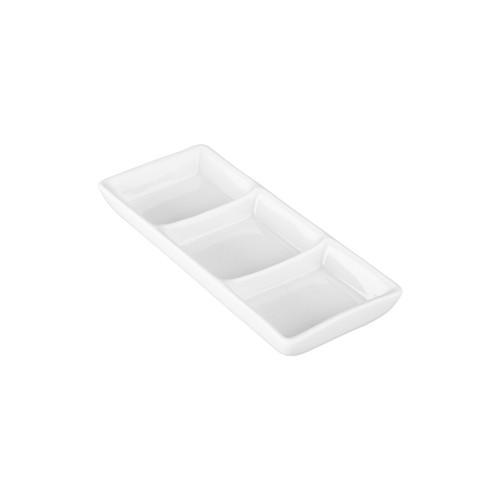 BIA 3 Compartment Dish