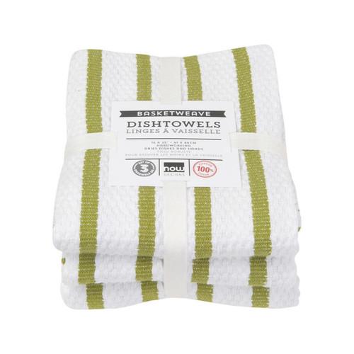 Now Designs Basketweave Towels (Set of 3)
