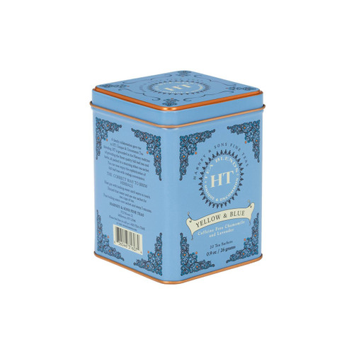 Harney & Sons Yellow and Blue Tea