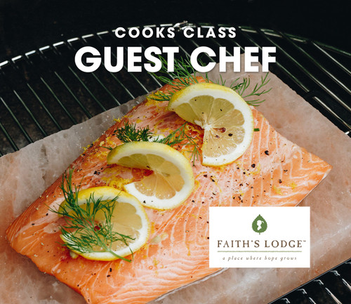 Mindful Cooking with Faith's Lodge and Chris Freytag - September 24, 2019