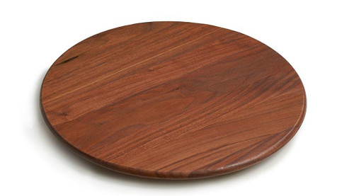 "14"" Walnut Lazy Susan"