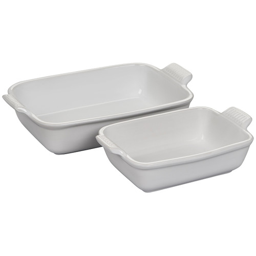 Le Creuset  Heritage Bakers (Set of 2)