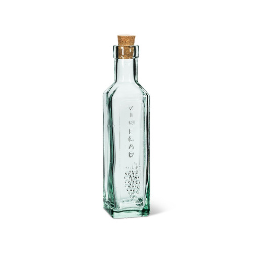 Abbott Square Vinegar Bottle with Cork