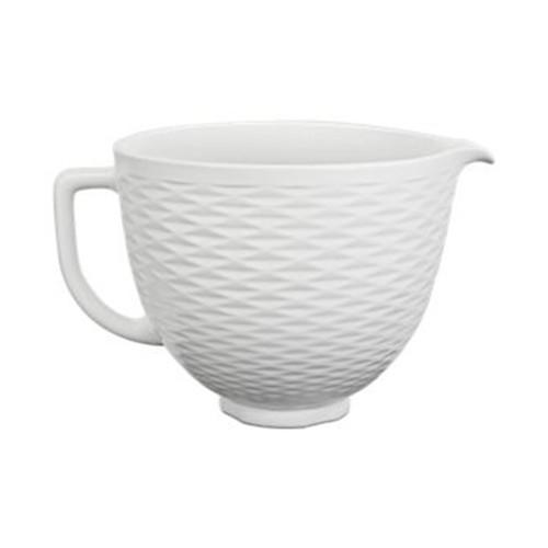 KitchenAid 5qt Textured Ceramic Bowl