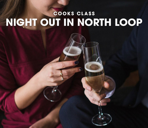 Night Out in North Loop: La Braseria - January 31, 2020