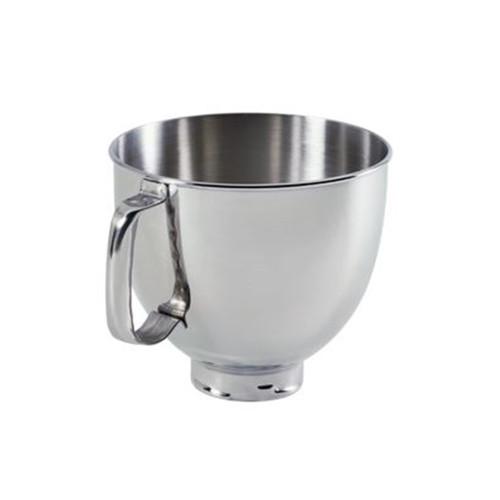 KitchenAid 4.8L Tilt-Head Stainless Steel Bowl