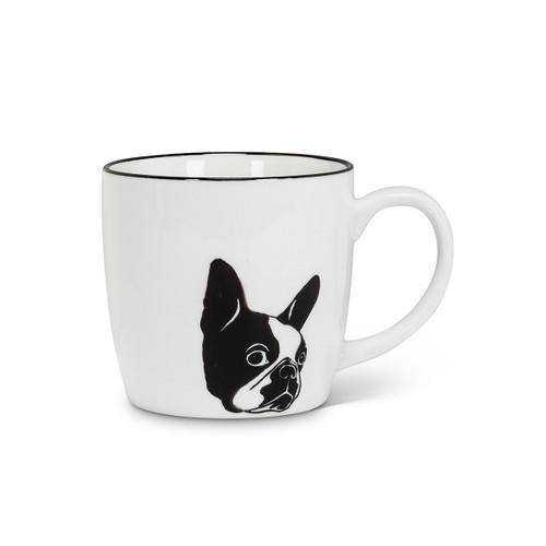 Abbott Dog Face Mug