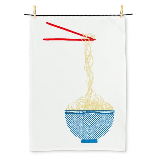 Abbott Noodle Bowl Tea Towel