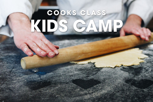 Kids Camp: Le Petit Patisserie - June 29, 30, and July 1, 2020