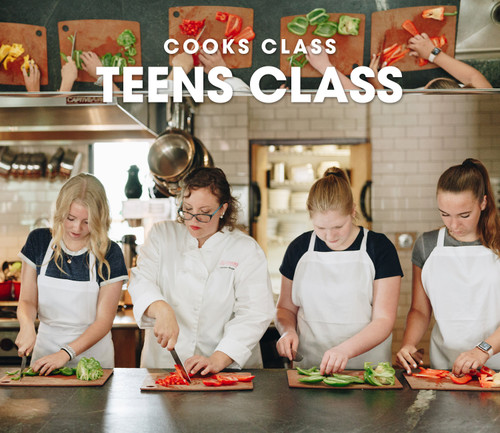 Teen Camp: Restaurant Copycat- July 6, 7, and 8,  2020