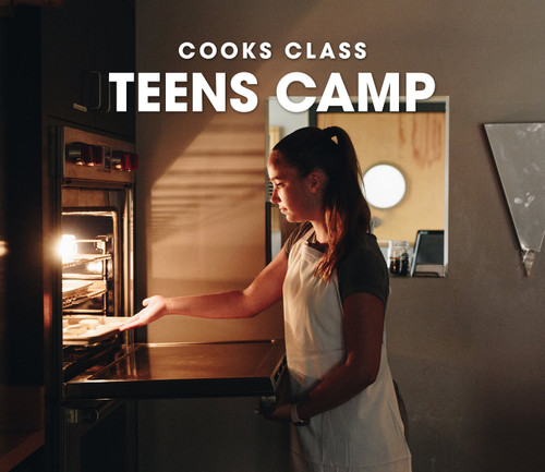 Teen Camp: All About Baking - June 22, 23, & 24, 2020
