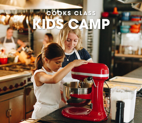 Kids Camp: Le Petit Patisserie - July 27, 28 and 29, 2020
