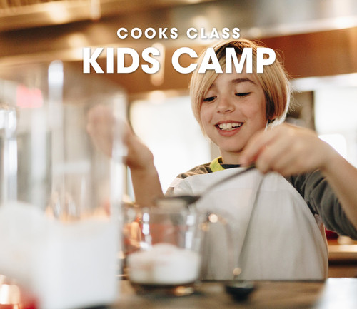 Kids Camp: The Baker's Apprentice - August 10, 11 and 12