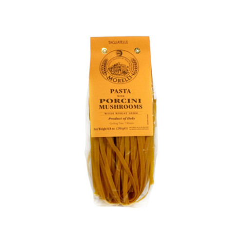 Morelli Tagliatelle with Porcini Mushrooms