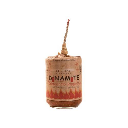 Italian Harvest Dinamite Hot Pepper Tapenade