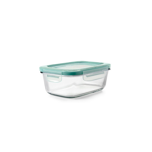OXO Smart Seal Rectangle Glass Container