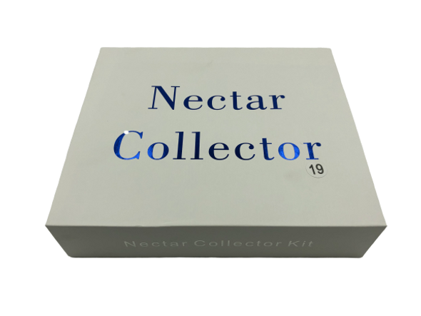 19mm-Nectar Collector Set-All In One Hand Pipe (MSRP $44.99)