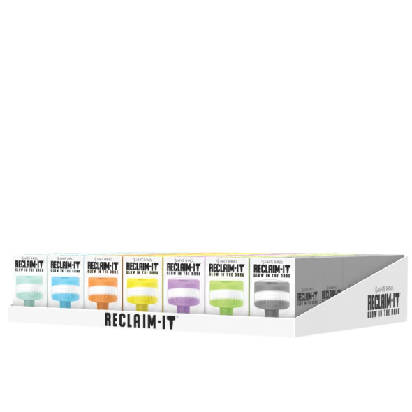 White Rhino Reclaim It Glow in the Dark 35 Count [RC1002] (MSRP $14.95)