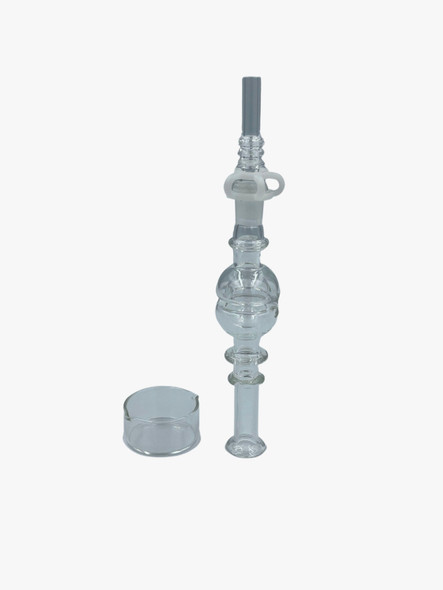 10 mm Glass joint and Nail Vape Code Nectar collector dry & oil Combo [NC015] (MSRP $29.99)
