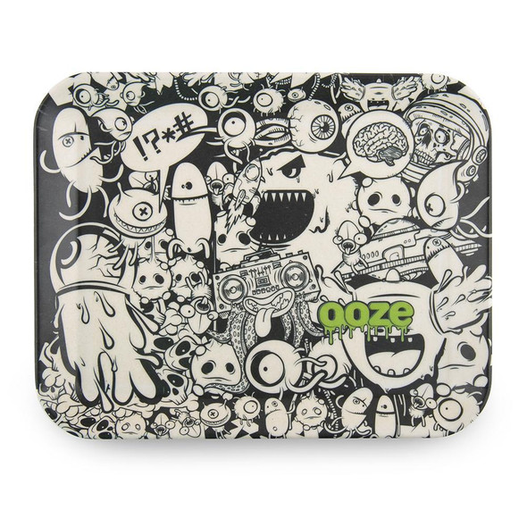 Ooze - Biodegradable Rolling Tray-Large (MSRP $14.99)