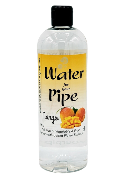 Water For Your Pipe 16oz (MSRP $19.99)