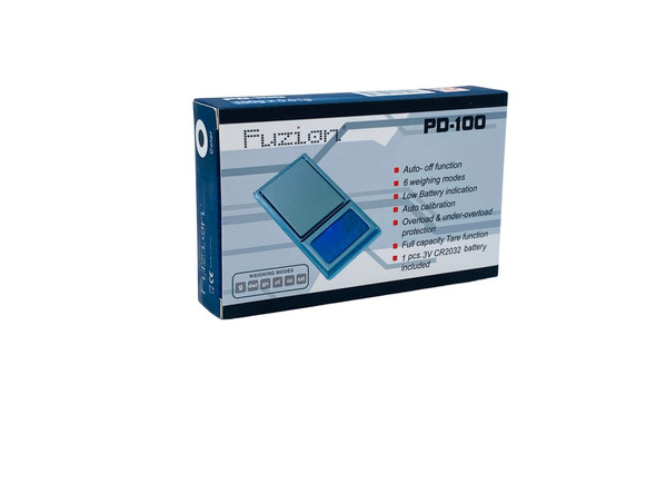 Fuzion Scale PD100 100gX0.01g  [PD100] (MSRP $19.99)