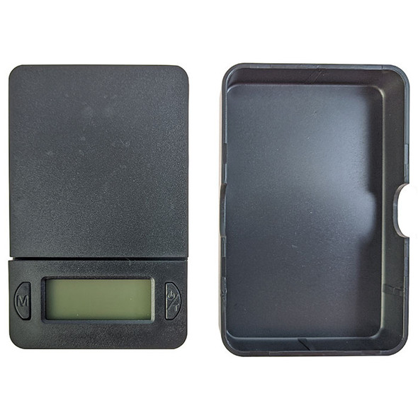 Accur8 Pocket Scale 100x0.01g-[E-100] (MSRP $9.99)