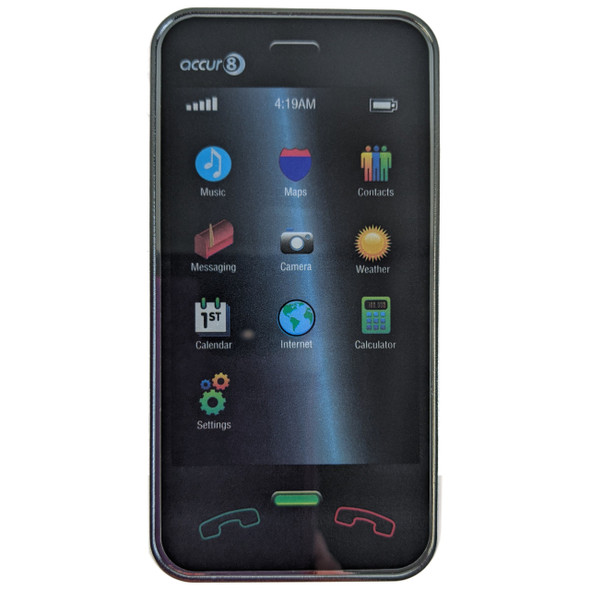Accur8 Cell Phone Scale 600x0.1g -[CP3-600]