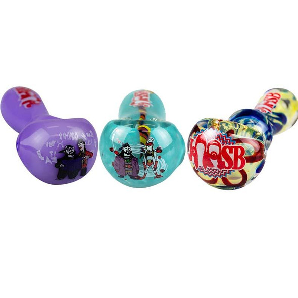 JSB-Mystery Hand Pipes  (MSRP $ 29.99)