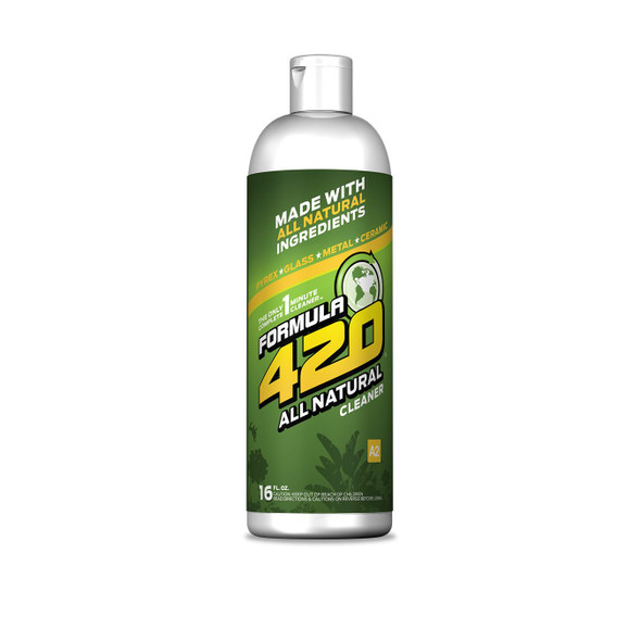 F420 All Natural Glass Cleaner 16 Oz [GC420A] (MSRP $19.99)