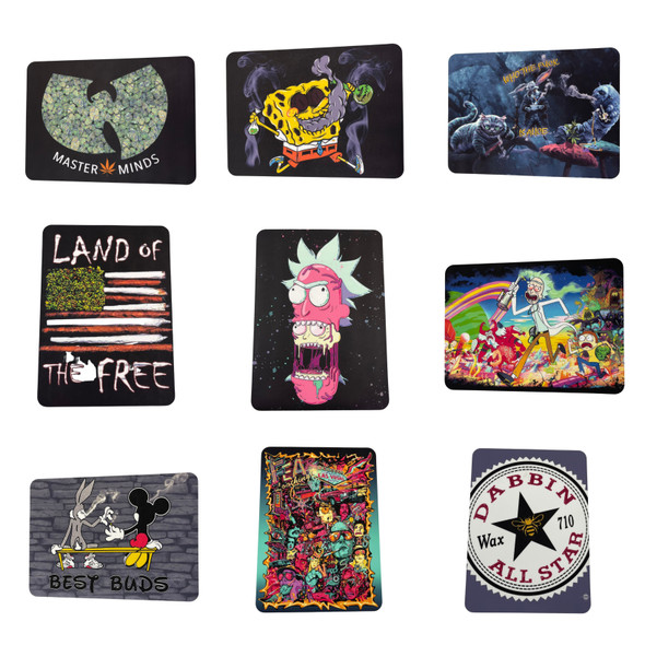 Assorted Silicone Mat Assorted Designs (MSRP $ 14.95)