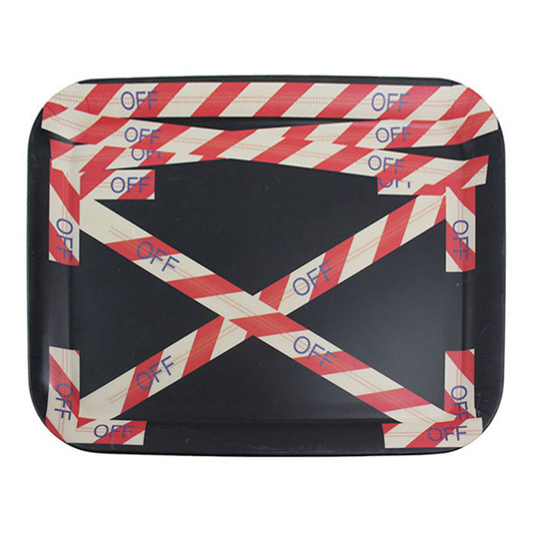 Bamboo Fiber Rolling Tray - Large (MSRP $15.99)