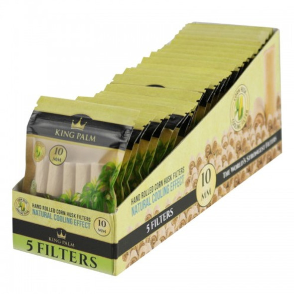 5Ct Filters-10mm 5Ct/24 King Palm [13540] (MSRP $65)